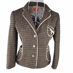 Juicy Couture Wool Blazer Size Small